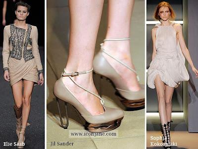 2010 yazi pudra renk elbise ayakkabi canta 3