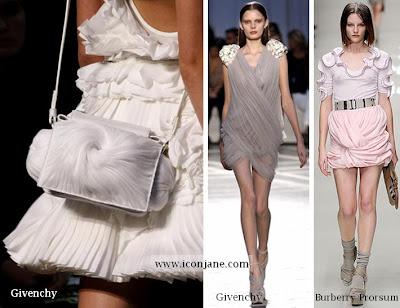 2010 yaz moda drape elbise 4