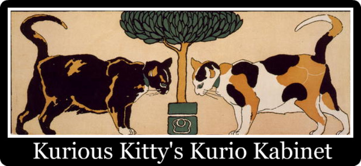 Kurious Kitty&#39;s Kurio Kabinet