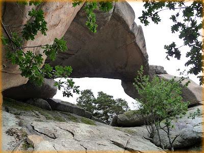 Puente de los Poyos coordenadas 30 T 424978 4514554