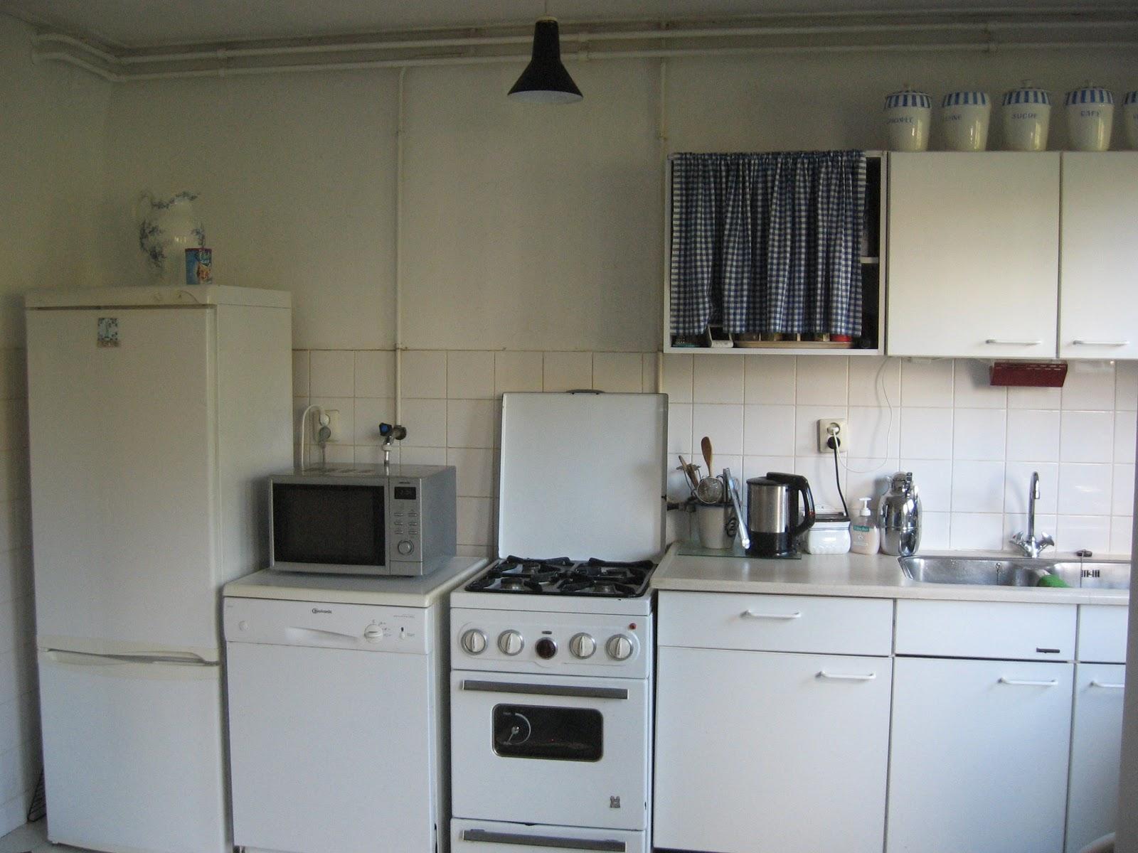 Consuminderen met pensioen oude keuken