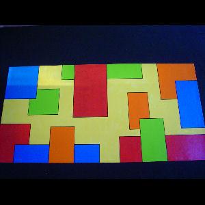 Bright Blocks II - Sold