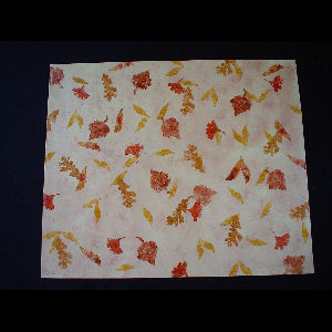 Autumn Leaves - Sold