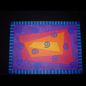 Jewel Rectangles - Sold
