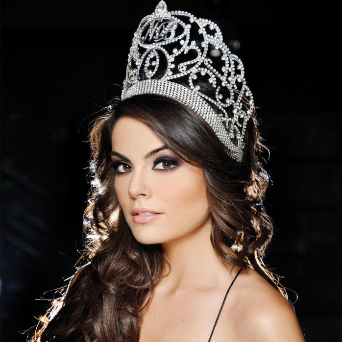 Miss World Jimena Navarrete