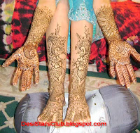 Hot Mehndi Designs