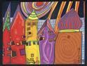 Hundertwasser, min favorittkunstner!