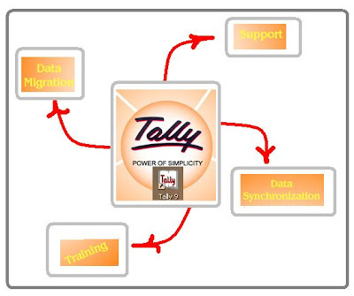 Introduction of Tally 9