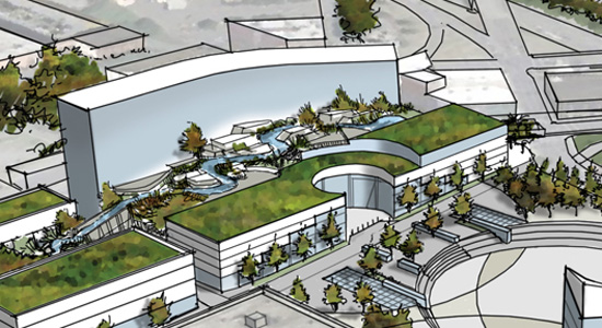Blog do julinho a piscina dos sonhos de kelly slater for Sports complex planning design