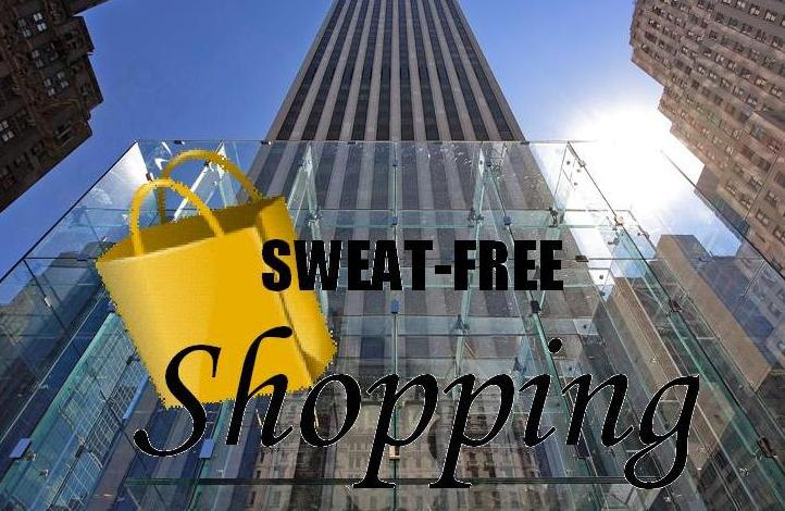 Sweat-Free Shopping