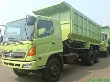 dump truk hino photo