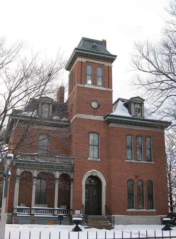 We are proud to be headquartered at the Morris-Butler House Museum,