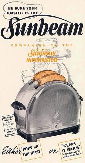 Joe King Speedshop I Love Toast And Toasters