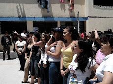 Concierto Cárcel de Mujeres de Quito.
