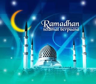 TENGGARONG: Suasana Bulan Ramadhan Di Tenggarong