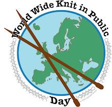 dia mundial de Tricotar em público