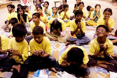 distracted prayers, photo by Diti Kotecha (India)
