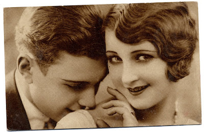 1920s couple black and white flickr