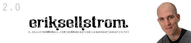 Erik Sellström