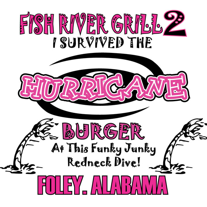 Southern ooaks i love this funky junky redneck dive for Fish river grill fairhope al