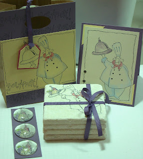 stampin up, voila stamp set, retiring stamps
