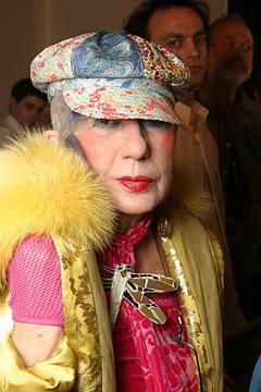 DELASTYLE: Fashion Royalty: Anna Piaggi