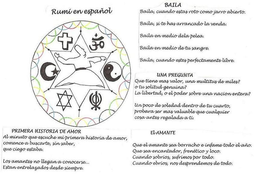 Rumi en Espanol