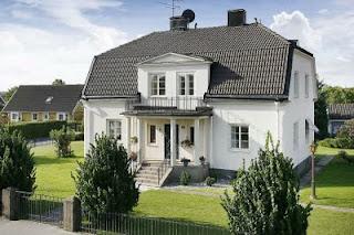 One way to sweden il blog di due italiani in svezia for Case alla ricerca di cottage