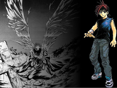Best Anime Wallpaper Recca Hanabishi Wallpaper