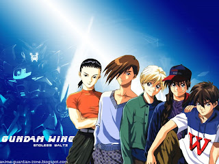 Mobile Suit Gundam Wing : Episode 1: The Shooting Star She Saw