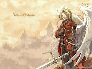 Edward Elric Knight Angel Wallpaper. Edward Elric Knight Angel Wallpaper .