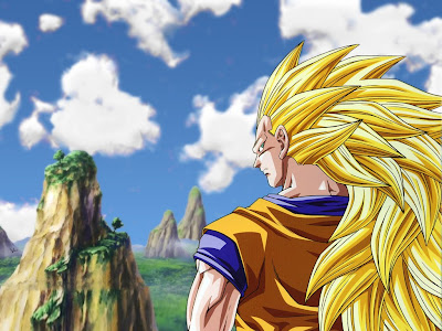 wallpapers of dragon ball z goku. Saiyan 3 Goku Dragonball Z