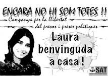 Benvinguda Laura: