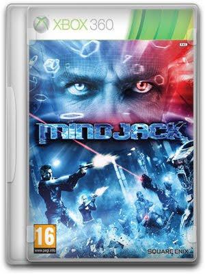 Jogo Xbox 360 Mindjack 2011 Baixar