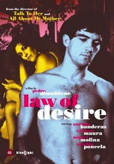 La ley del deseo (1987).La ley del deseo (1987).La ley del deseo (1987).La ley del deseo (1987).
