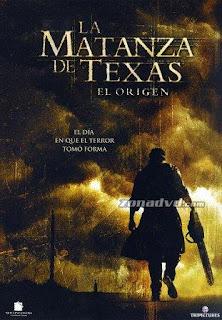 La matanza de Texas: el origen o La Masacre de Texas: el origen (2006).La matanza de Texas: el origen o La Masacre de Texas: el origen (2006).