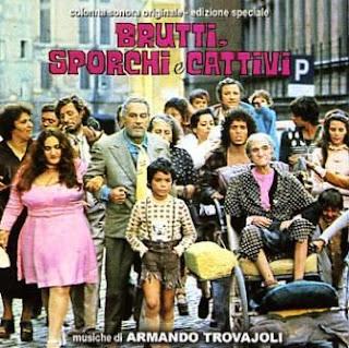 Feos, Sucios y Malos (1976).