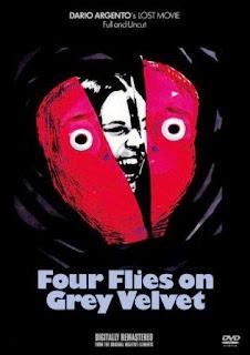 Cuatro moscas sobre terciopelo gris (1971).Cuatro moscas sobre terciopelo gris (1971).Cuatro moscas sobre terciopelo gris (1971).