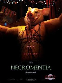 Necromentia (2009).Necromentia (2009).