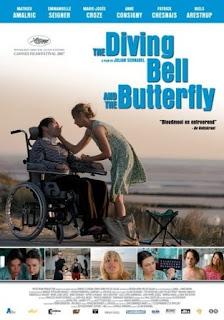 La escafandra y la mariposa (2007). La escafandra y la mariposa (2007).