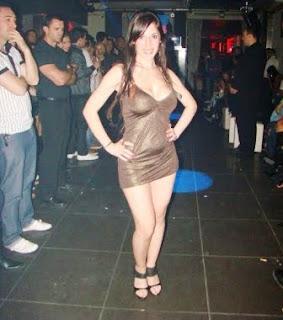 Jésica Hereñu sexy