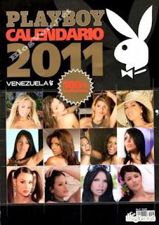 Calendario Playboy 2011: Venenzuela.