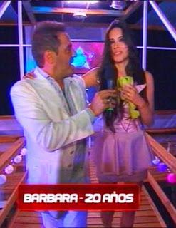 Bárbara Franco: Soñando por Bailar 2011