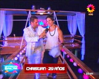 Christian Cabrera: Soñando por Bailar 2011 (Participante).