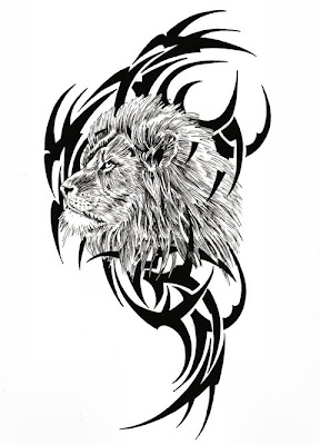 Lion Tattoo Designs Pictures