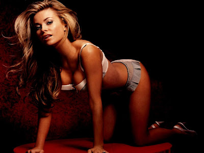 carmen electra wallpapers. Carmen Electra Beautiful