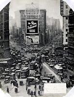 Time Square les années 1920