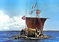 Embarcation du Kon-Tiki