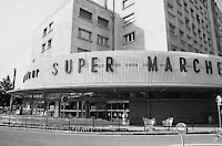 1er supermarché Carrefour