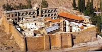 Monastère Sainte Catherine du Sinai
